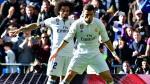 Real Madrid goleó 5-0 al Granada e igualó el récord de más partidos sin perder en la Liga española - Noticias de santiago bernabeu