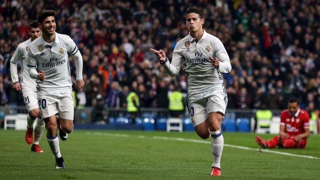 Real Madrid vs. Sevilla EN VIVO se miden por la Copa del Rey. (Reuters)