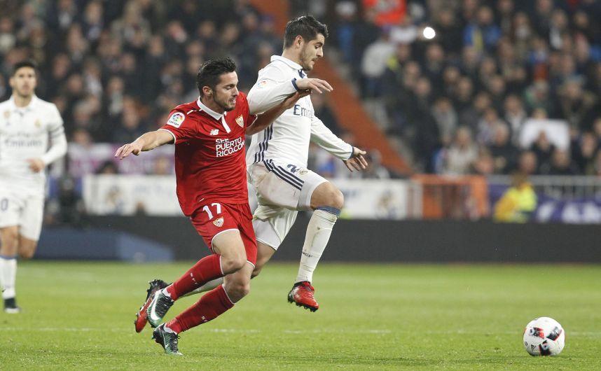 Real Madrid vs. Sevilla EN VIVO
