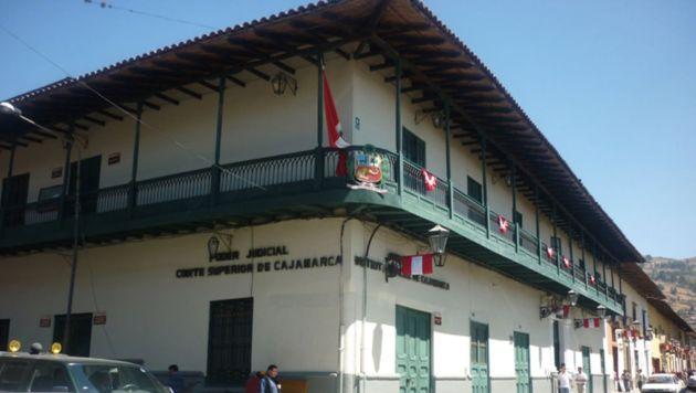 Poder Judicial de Cajamarca dictó sentencia. (Andina)