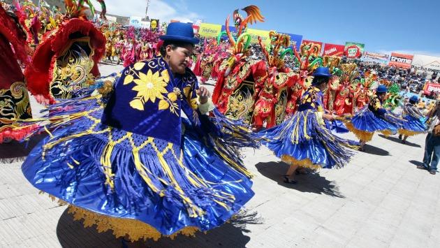 Este jueves se inician actividades en Puno por la Virgen de la Candelaria. (Perú21)
