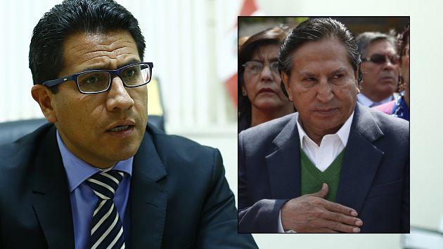 Procurador anticorrupción dijo que pediría prisión preventiva para Alejandro Toledo. (USI)
