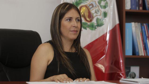 """""""Se debe pedir inmediatamente el impedimento de salida del país para Ollanta Humala"""", comentó. (Piko Tamashiro/Perú21)"""
