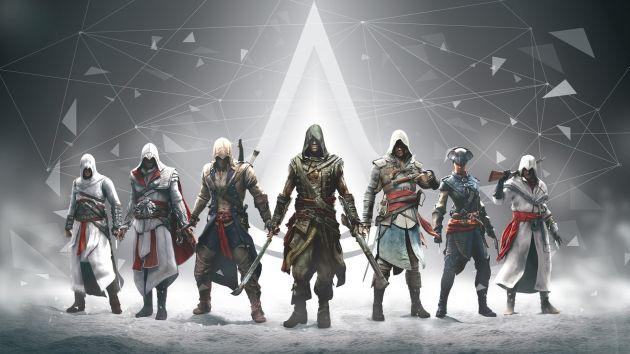 Resultado de imagen para assassins creed en videojuegos