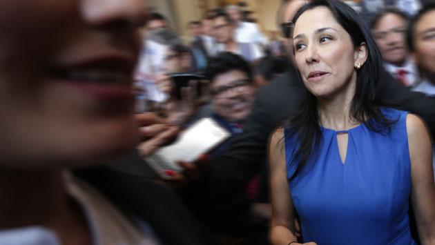 Nadine Heredia habría recibido de dinero de Odebrecht para campañas presidenciales