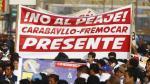 Peaje en Puente Piedra: Hay 60 detenidos por protesta en Panamericana Norte [Video] - Noticias de cesar jimenez rodriguez