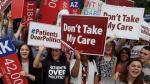Barack Obama: Senado de Estados Unidos inicia proceso para derogar ley de salud del presidente saliente - Noticias de obamacare