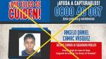 Callao: Policía capturó a sujeto que integraba lista de 'Los más buscados' - Noticias de avenida peru