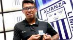Alianza Lima: Rinaldo Cruzado tiene una lesión en la pantorrilla izquierda - Noticias de alianza lima