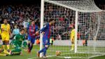 Barcelona le encajó cinco goles a Las Palmas con doblete de Suárez - Noticias de barcelona vs athletic bilbao