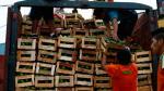Atención: Los precios de los alimentos no aumentarán tras huaicos en la Carretera Central - Noticias de gran mercado mayorista de lima