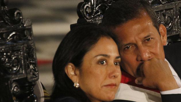Humala y Heredia habrían encabezado organización para lavar activos