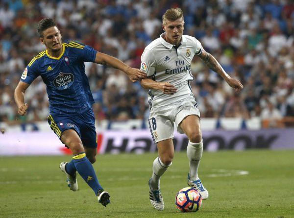 Image Result For Celta Vigo Vs Real Madrid En Vivo Eliminatorias
