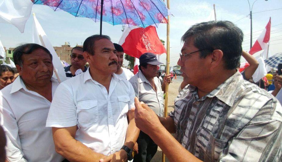 Puente Piedra: Alcalde Milton Jiménez suspende marcha en contra del peaje