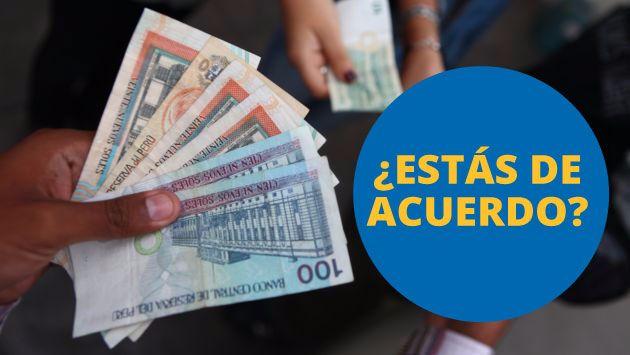 Alerta: Suspenderán el cobro por conteo de billetes y monedas