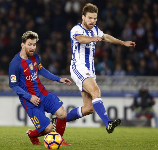 Barcelona vs. Real Sociedad EN VIVO