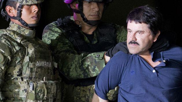 'El Chapo' Guzmán llegó a los Estados Unidos