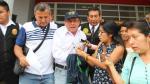 Gasco se entregó ayer a la justicia luego de permanecer dos años en la clandestinidad.