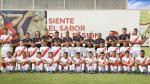 Perú vs. Argentina EN VIVO se miden por el Sudamericano Sub 20. (Facebook FPF)