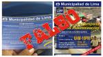 Protransporte advierte que no entregarán tarjetas del Metropolitano con saldo ilimitado - Noticias de luis castaneda