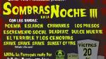Concierto de rock underground 'Sombras en la noche III' reunirá a bandas peruanas - Noticias de juan gris