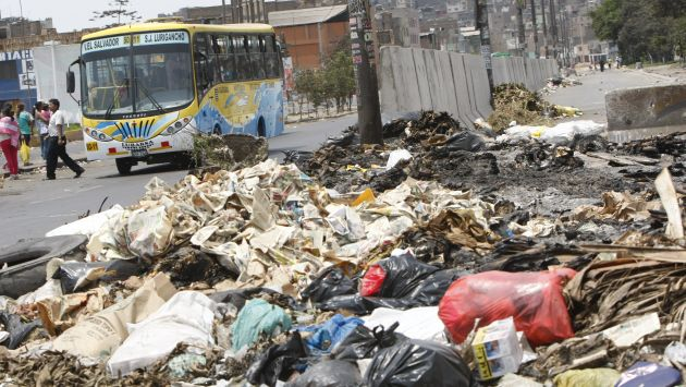 Sancionarán a municipios que no cumplan con tratamiento de la basura