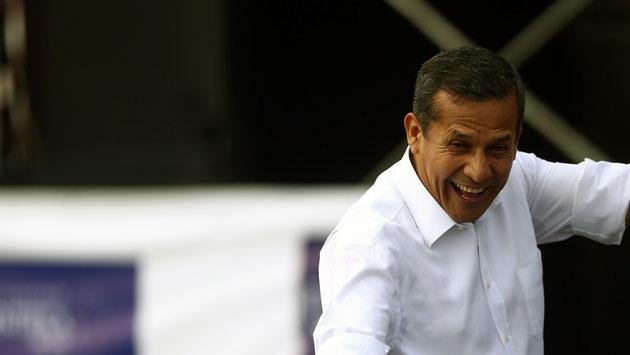 Ollanta Humala apeló resolución que le obliga a pedir permiso para salir del país