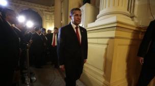 Ollanta Humala rechaza pedir autorización para viajar al extranjero