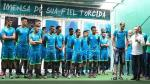 Chapecoense presentó a su nuevo equipo para la temporada 2017