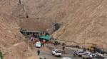 Continúan los trabajos de rescate de los seis mineros en Arequipa - Noticias de mineros artesanales
