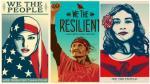 Estos son los carteles creados por artistas para la 'Marcha de las Mujeres' contra Donald Trump - Noticias de afiches
