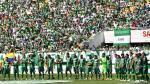 Chapecoense empató 2-2 ante Palmeiras en su primer partido tras la tragedia - Noticias de accidente