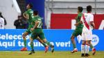 Perú cayó 2-0 ante Bolivia en el Sudamericano Sub 20 - Noticias de luis iberico