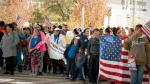 La prioridad en las políticas de deportaciones de Estados Unidos estará enfocado en quienes posean antecedentes penales, y en los que se han quedado más allá de sus visas. (EFE/Referencial)