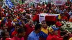 Venezuela: Miles de personas marcharon por el 'Día de la democracia' - Noticias de