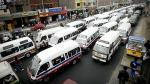 'Caos en el transporte empeora por exceso de normas y falta de soluciones técnicas', sostienen desde la SNI - Noticias de tomas vera
