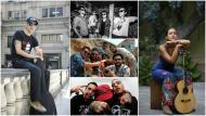 Perú exporta de salsa a rock, de hip hop a metal. (Composición)