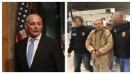 John Kelly, secretario del Departamento de Seguridad Nacional, destacó la extradición de 'El Chapo' Guzmán (AFP).