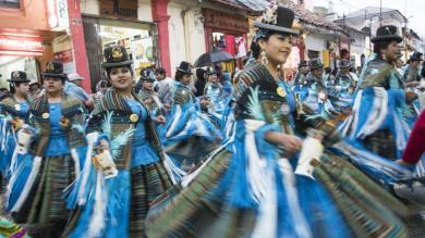 La Virgen de la Candelaria: Doce días llenos de fervor, danza y música