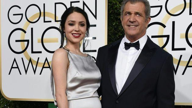 Mel Gibson está contento por el nacimiento de su noveno hijo fruto de su relación con la joven Rosalind Ross. (AFP)