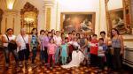Recorra la pinacoteca Ignacio Merino del Palacio Municipal de Lima - Noticias de francisco palacio