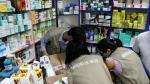 Incautan dos toneladas de medicamentos ilegales en el Cercado de Lima - Noticias de maria saavedra