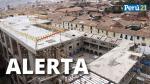 Cusco: Inspeccionan hotel para determinar si daña patrimonio cultural - Noticias de Época prehispánica
