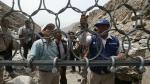 Ministros supervisan los trabajos de limpieza en Chosica tras huaicos - Noticias de jose muro