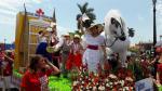 Trujillo es una fiesta por el Corso de la Marinera - Noticias de marinera norteña