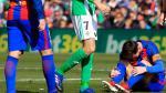 Barcelona empata 1-1 con Real Betis en un agónico partido - Noticias de roberto vidal