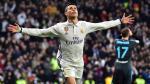 Real Madrid goleó 3-0 a la Real Sociedad y es el único líder de la Liga española - Noticias de inigo martinez