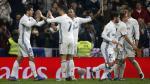 Real Madrid goleó 3-0 a la Real Sociedad y es el único líder de la Liga española - Noticias de punta prieto