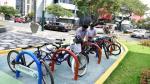 San Isidro tiene más de 400 estacionamientos para bicicletas - Noticias de estacionamiento rivera navarrete