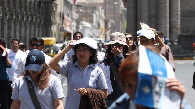Perú afrontará la radiación solar más alta del mundo. (EFE)